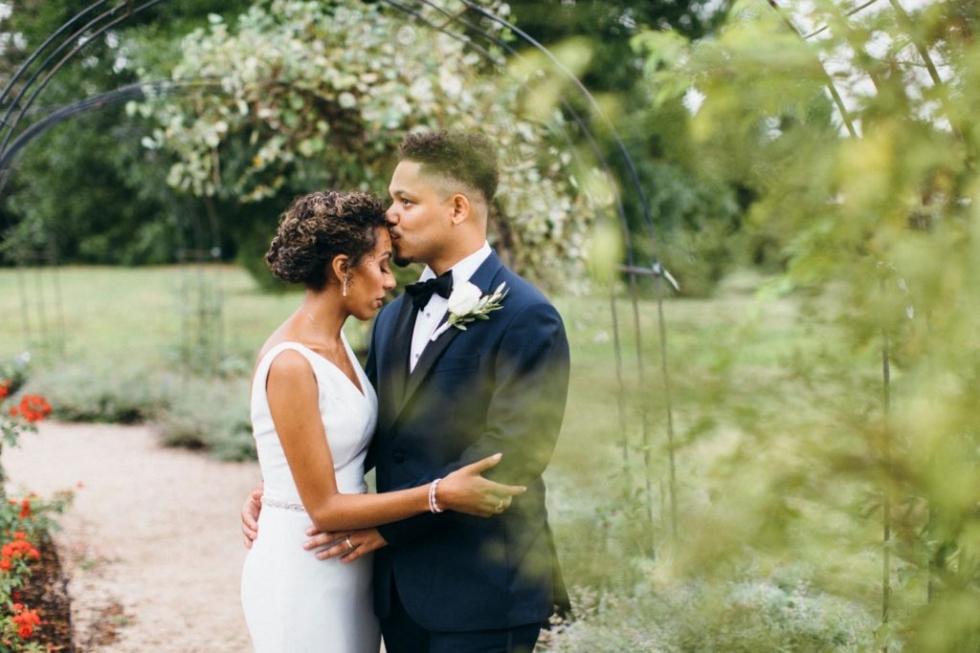 Roger Williams Botanical Center Wedding Flavio D Photography